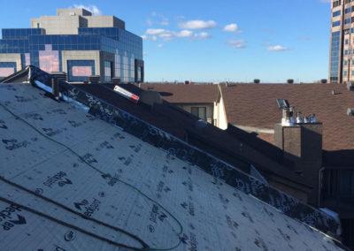 Pose de toiture en shingle a Montréal - Toiture Laurentides