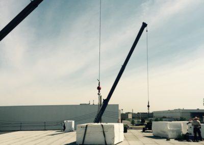 membrane élastomère pour toit plat à Mirabel - Toiture Laurentides