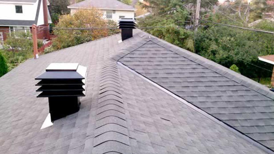 Service d'aération de toit et ventilation de toiture dans les  Laurentides / Toiture Laurentides